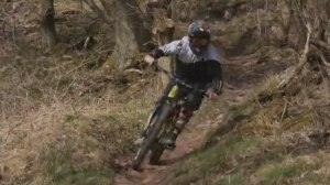 VIDEO: Whyte G170 thrashed