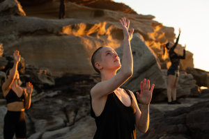 NSW inspires Sydney Dance Company to dance