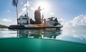 Sea Doo looks to catch the fishing market