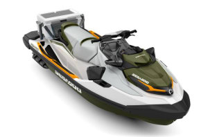 Sea-Doo purpose built for fishing