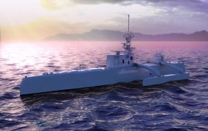 The case for an unmanned Australian warship