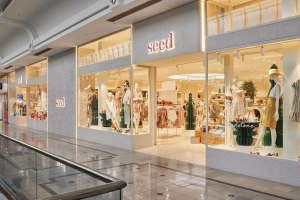 A year in the making: here's a peek inside the new Seed Chadstone flagship