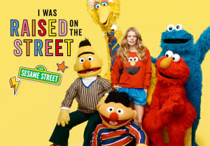 Haven partner with Peter Alexander for Sesame Street