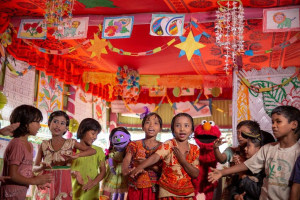 Sesame Workshop to reach more kids after Lego grant