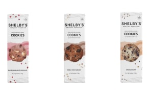 New cookies challenge conventional sugar snacks