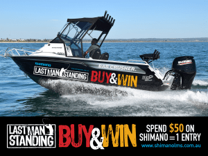 Shimano launches Last Man Standing competition