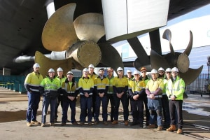 Meeting the shipbuilding workforce demand