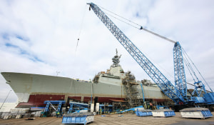 Queensland welders set for shipbuilding