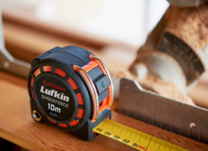 The toughest tape measure in the world