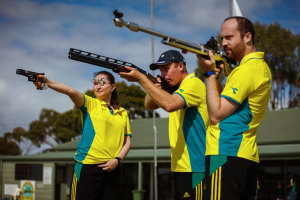 Shooters fight for Commonwealth Games future