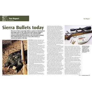 Sierra Bullets Today