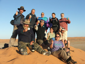 Get set for the Simpson Desert Adventure Crossing