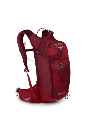 Osprey increases its range of biking/hiking packs