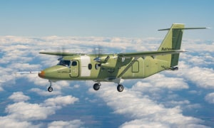 Cessna's First SkyCourier gets in the Air