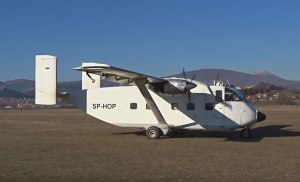 FRIDAY FLYING VIDEO: Inside a Skyvan