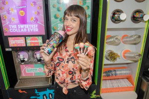 Chupa Chups crossed with Slurpees target millennials