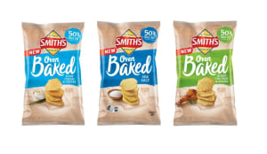 Smith's 'better-for-you' chip