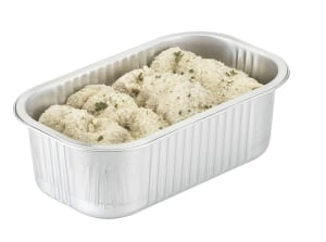 Confoil unveils Smoothwall trays for ready-to-eat meals