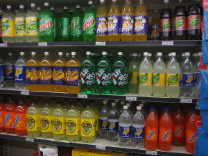 Sugar and sweetener backlash hits soft drink sales