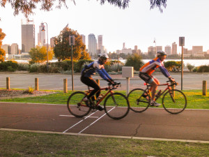 Bike Traffic Count Shows Major Uptake Of Riders
