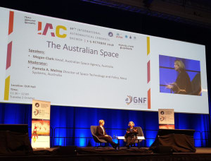 More international partnerships for space agency