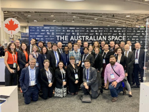 Australian presence felt at International Astronautical Congress