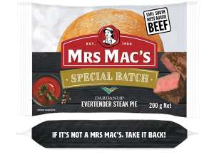 Mrs Mac's reaps stadium success