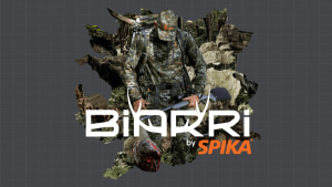 BIARRI - SPIKA'S Latest Australian Designed Camo