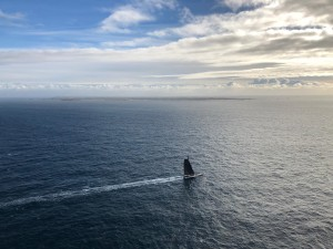 Spindrift's attempt on Jules Verne record underway