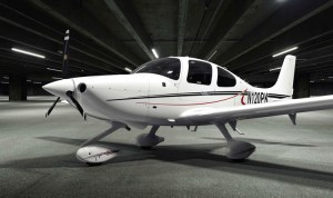 Cirrus SR20 scoops Four-seat Shipment Figures