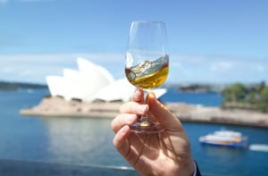 Single malt sails the high seas in luxury
