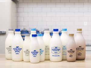 New Zealand dairy leads with rPET milk bottles
