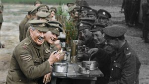 How Peter Jackson colourised WWI footage for his new documentary