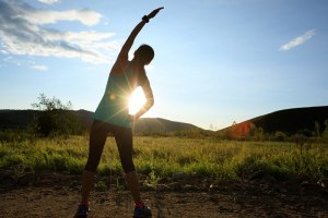 Four great stretches to do after bushwalking