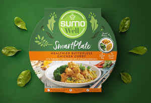 Sumo SmartPlate extends wellness range