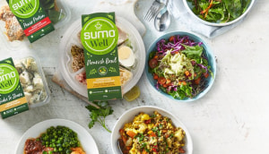 SumoSalad-THR1VE merger to fuel ready meal rollout