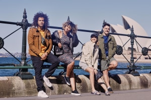 Superdry localises global campaign with Aussie musicians