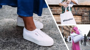 Superga named as MBFWA official footwear partner