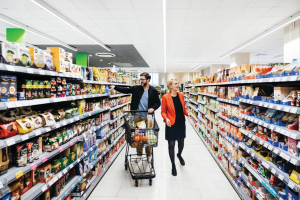 Pandemic behaviour boosts grocery sector to $113bn