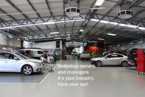 Calling all bodyshop owners and managers