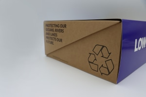 Navico adopts recyclable and sustainable packaging