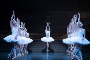 Win tickets to see Paris Opera Ballet's Swan Lake in cinemas around Australia