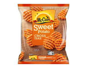 McCain launches sweet potato chips