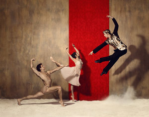 In the studio: The Australian Ballet's 'Spartacus'