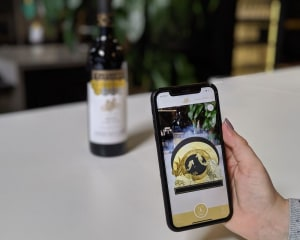 Taylors' packaging gets smart with AR and NFC