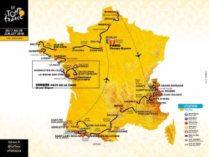 2018 Tour de France Route Revealed + Three Standout Stages