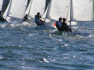 National and Interdominion Team Racing Championships for Hobart