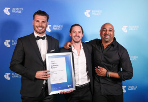 Shine+ Drink scoops NSW Telstra Business Award