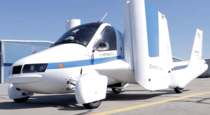 Terrafugia reveals details about its flying car