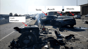 NTSB reveals preliminary report into fatal Tesla crash